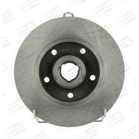 Bremsscheibe CHAMPION Art.No - 561982CH-1 OEM: 8D0615301B für VW, AUDI, SKODA, SEAT kaufen
