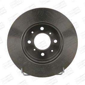 Спирачен диск CHAMPION Art.No - 562082CH OEM: GBD90841 за LAND ROVER, ROVER, MG купете