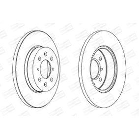 CHAMPION Спирачен диск GBD90841 за LAND ROVER, ROVER, MG купете