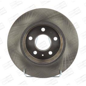 Bremsscheibe CHAMPION Art.No - 562505CH OEM: 8K0615601M für VW, AUDI, SKODA, SEAT kaufen