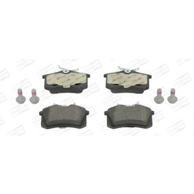 CHAMPION Bremsbelagsatz, Scheibenbremse 2Q0698451 für VW, AUDI, SKODA, SEAT bestellen