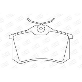 CHAMPION Jogo de pastilhas para travão de disco JZW698451C para VW, AUDI, SEAT, SKODA compra