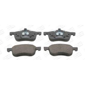 Bremsbelagsatz, Scheibenbremse CHAMPION Art.No - 573003CH OEM: 30769122 für VOLVO, SATURN kaufen