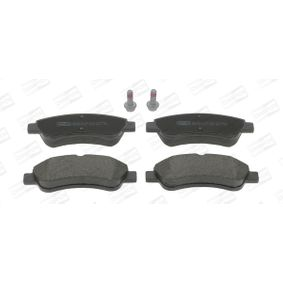 CHAMPION Brake Pad Set, disc brake E172124 for PEUGEOT, CITROЁN, DS, PIAGGIO, TVR acquire