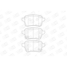 CHAMPION Bremsbelagsatz, Scheibenbremse 77367914 für FIAT bestellen