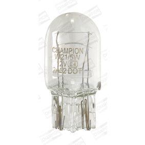 Крушка с нагреваема жичка, стоп светлини / габарити (CBM56S) от CHAMPION купете