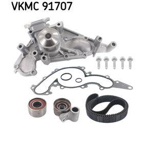 Wasserpumpe + Zahnriemensatz SKF Art.No - VKMC 91707 OEM: 1610059275 für OPEL, TOYOTA, LEXUS, WIESMANN kaufen