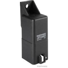 Relay glow plug system J5724001 HERTH+BUSS JAKOPARTS