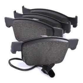 FERODO Kit de plaquettes de frein, frein à disque (FDB4871) à bas prix