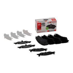 5581061M50 für SUZUKI, SATURN, Bremsbelagsatz, Scheibenbremse FERODO (FDB4884) Online-Shop