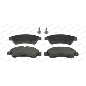 FERODO Brake Pad Set, disc brake FDB5025