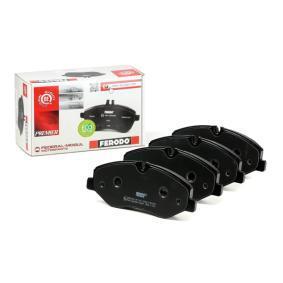 4474200220 für MERCEDES-BENZ, Bremsbelagsatz, Scheibenbremse FERODO (FVR4375) Online-Shop