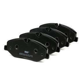 FERODO FVR4375 Bremsbelagsatz, Scheibenbremse OEM - 4474200220 MERCEDES-BENZ, OEMparts, MERCEDES-BENZ (FJDA) günstig
