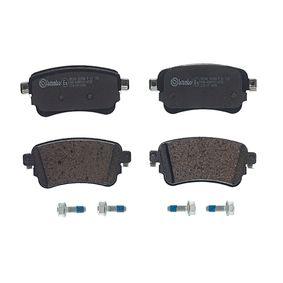 BREMBO Brake Pad Set, disc brake SU001A6136 for TOYOTA, LEXUS acquire