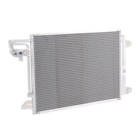 DENSO Kondensator, Klimaanlage 1K0820411Q für VW, AUDI, SKODA, HYUNDAI, SEAT bestellen