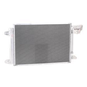 DENSO Kondensator, Klimaanlage DCN32032
