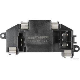 HERTH+BUSS ELPARTS Řídící jednotka, vytápění / větrání 75614296