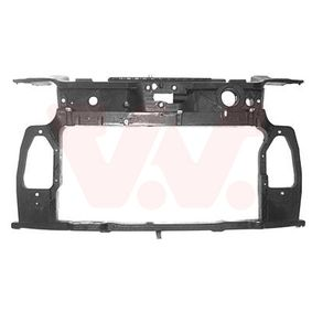 Radiator support 1709668 VAN WEZEL