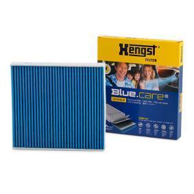 Filter, Innenraumluft HENGST FILTER Art.No - E2998LB OEM: 5Q0819653 für VW, AUDI, SKODA, SEAT, MAN kaufen