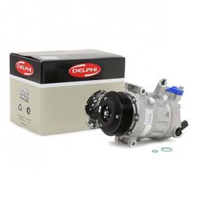 1K0820808B für VW, AUDI, SKODA, SEAT, VOLVO, Kompressor, Klimaanlage DELPHI (TSP0155999) Online-Shop