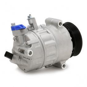 DELPHI Kompressor, Klimaanlage (TSP0155999) zum günstigen Preis