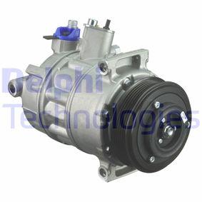 TSP0155999 Компресор / -единични части DELPHI за VW GOLF 1.9 TDI 105 K.C. на ниска цена