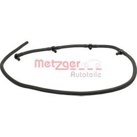 METZGER Kraftstoffverteiler 0840077