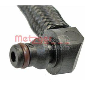 Kraftstoffverteiler 0840077 METZGER