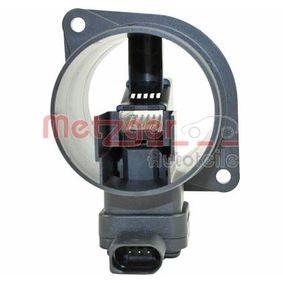 Elektricky system motoru 0891096 METZGER