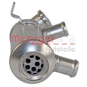 METZGER Cooler, exhaust gas recirculation 4250032720247 rating