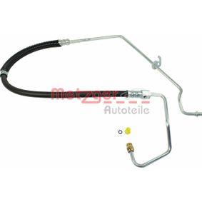 Hydraulikschlauch, Lenkung METZGER Art.No - 2361045 OEM: 1211275 für OPEL, FORD, VAUXHALL kaufen