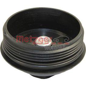Корпус на масления филтър / уплътнение 2370012 METZGER