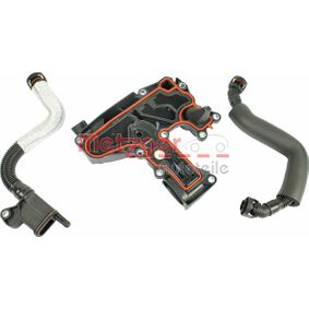 Reparatursatz, Kurbelgehäuseentlüftung METZGER Art.No - 2385072 OEM: 06H103495AH für VW, AUDI, SKODA, SEAT kaufen