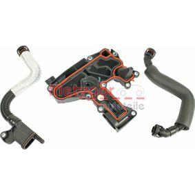 METZGER Reparatursatz, Kurbelgehäuseentlüftung 06H103495E für VW, AUDI, SKODA, SEAT bestellen