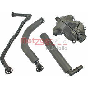 Reparatursatz, Kurbelgehäuseentlüftung METZGER Art.No - 2385078 OEM: 11617516007 für BMW kaufen