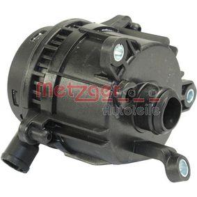 Separatore olio, Ventilazione monoblocco METZGER Art.No - 2385088 comprare