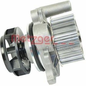Wasserpumpe METZGER Art.No - 4007016 OEM: 06A121012E für VW, OPEL, AUDI, SKODA, SEAT kaufen