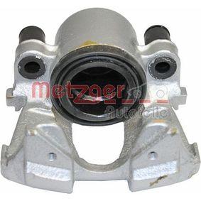 Brake caliper 6250557 METZGER