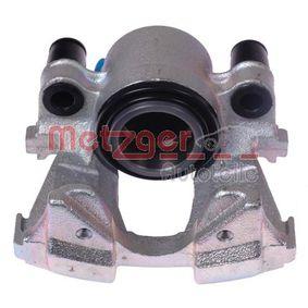 Brake caliper 6250677 METZGER