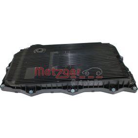 METZGER Ölwanne, Automatikgetriebe 24117624192 für BMW, MINI, ROLLS-ROYCE bestellen