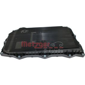 Oil Pan, automatic transmission METZGER Art.No - 8020033 OEM: 24118612901 for BMW, MINI, ROLLS-ROYCE buy