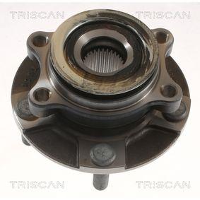 Radlagersatz TRISCAN Art.No - 8530 14129A OEM: 40202JG01B für PEUGEOT, NISSAN, INFINITI kaufen