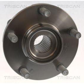TRISCAN Radlagersatz 402022560R für RENAULT, NISSAN, DACIA, SANTANA, RENAULT TRUCKS bestellen