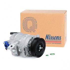 1K0820808B für VW, AUDI, SKODA, SEAT, VOLVO, Kompressor, Klimaanlage NISSENS (890632) Online-Shop