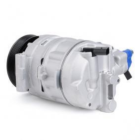NISSENS Kompressor, Klimaanlage (890632) zum günstigen Preis