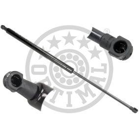 Heckklappendämpfer / Gasfeder OPTIMAL Art.No - AG-40290 OEM: 844300004R für RENAULT, RENAULT TRUCKS kaufen