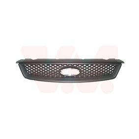 VAN WEZEL Panal de radiador Equipart Sport; ST; Titanium 1863510 en calidad original
