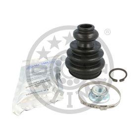 Faltenbalgsatz, Antriebswelle OPTIMAL Art.No - CVB-10126CR OEM: 1J0498201E für VW, AUDI, SKODA, SEAT kaufen