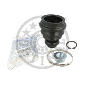 OPTIMAL Faltenbalgsatz, Antriebswelle 1J0498201E für VW, AUDI, SKODA, SEAT bestellen