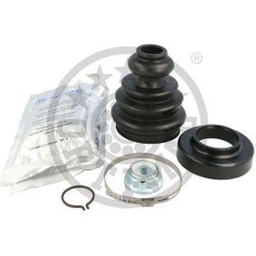 Faltenbalgsatz, Antriebswelle OPTIMAL Art.No - CVB-10155CR OEM: 7M0407283 für VW, AUDI, SKODA, SEAT kaufen